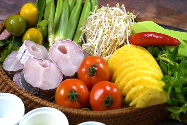 Knorr gia vị canh chua, bí quyết nấu canh chua hoàn chỉnh - Vietmart - Thực phẩm và gia vị Việt Nam tại Nhật Bản