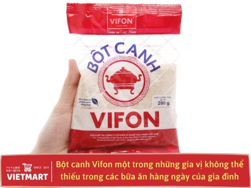 Bột canh Vifon - Vietmart - Chợ Việt Nam tại Nhật Bản