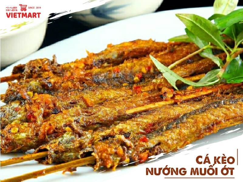 Cá kèo 500g - Vietmart - Chợ Việt Nam tại Nhật Bản