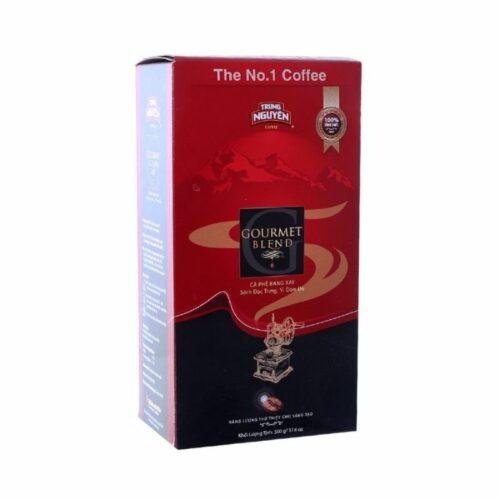 Cà phê pha phin Trung Nguyên chính hãng|Thực phẩm Việt