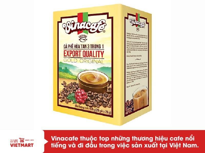 Cà phê Vinacafe - Vietmart - Chợ Việt Nam tại Nhật Bản