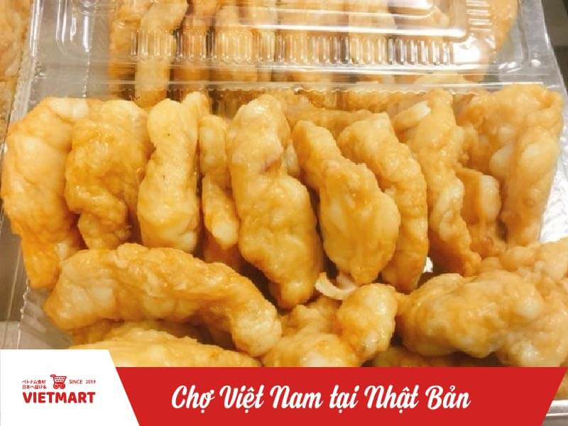 Chả mực (450g) - Vietmart - Chợ Việt Nam tại Nhật Bản