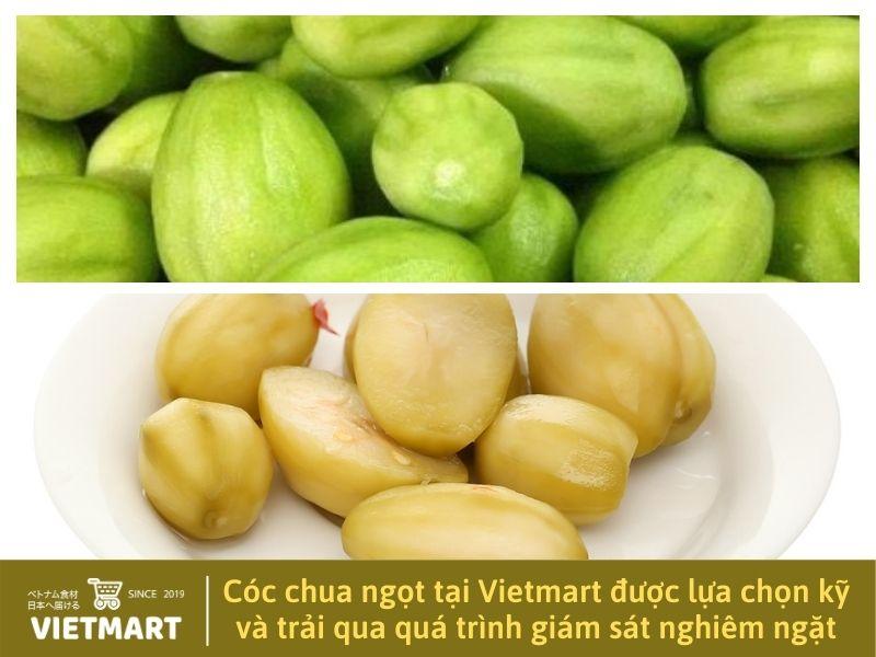 Cóc chua ngọt là món ăn vặt gây nghiện với mọi tâm hồn ăn uống - Vietmart - Chợ Việt Nam tại Nhật Bản