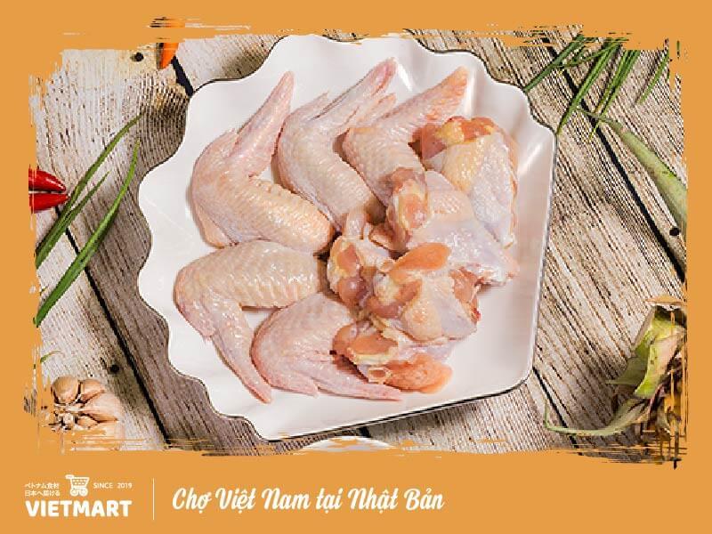 Combo chân-cánh-đùi gà chiên mắm - Vietmart - Chợ Việt Nam tại Nhật Bản
