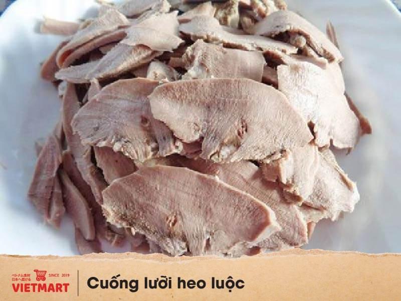 Cuống lưỡi lợn - Vietmart - Chợ Việt Nam tại Nhật Bản
