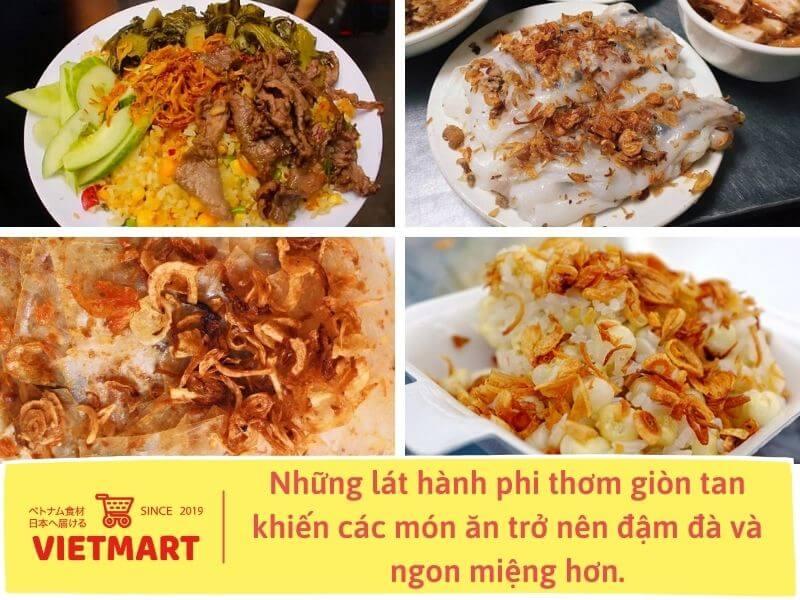 Hành phi đóng hộp tiện lợi - Vietmart - Chợ Việt Nam tại Nhật Bản
