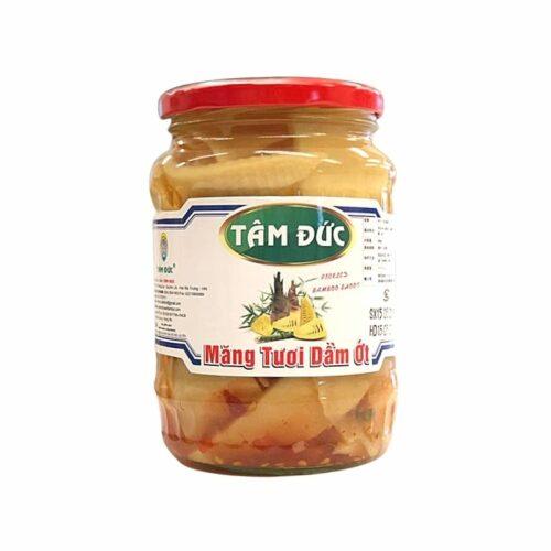 Măng dầm ớt đúng vị - Vietmart chuyên đồ Việt ở Nhật