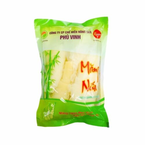 Măng nứa Tây Bắc Phú Ninh giá tốt tại Nhật Thực phẩm Việt