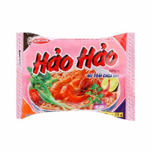 Mì hảo hảo chua cay gói 75g chính hãng  Giá tốt #1 tại Nhật