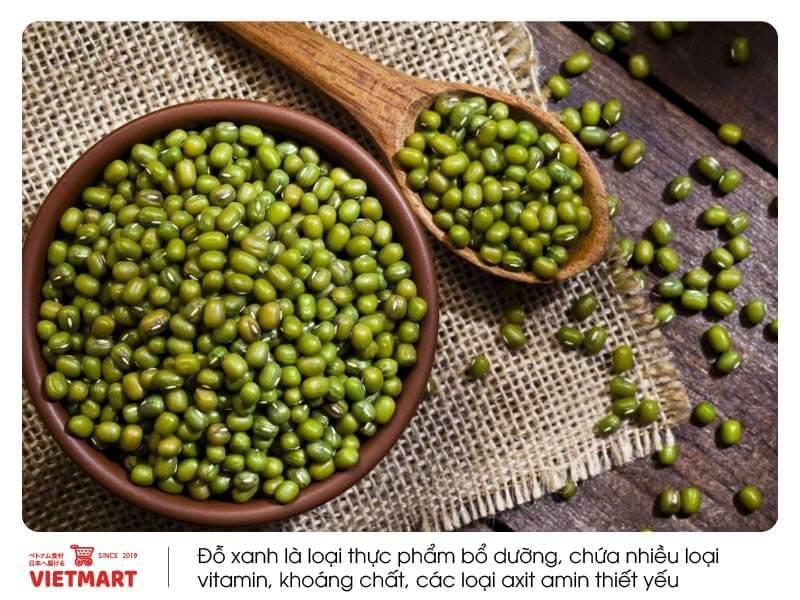 Món ăn tốt cho sức khoẻ từ đỗ xanh - Vietmart - Chợ Việt Nam tại Nhật Bản