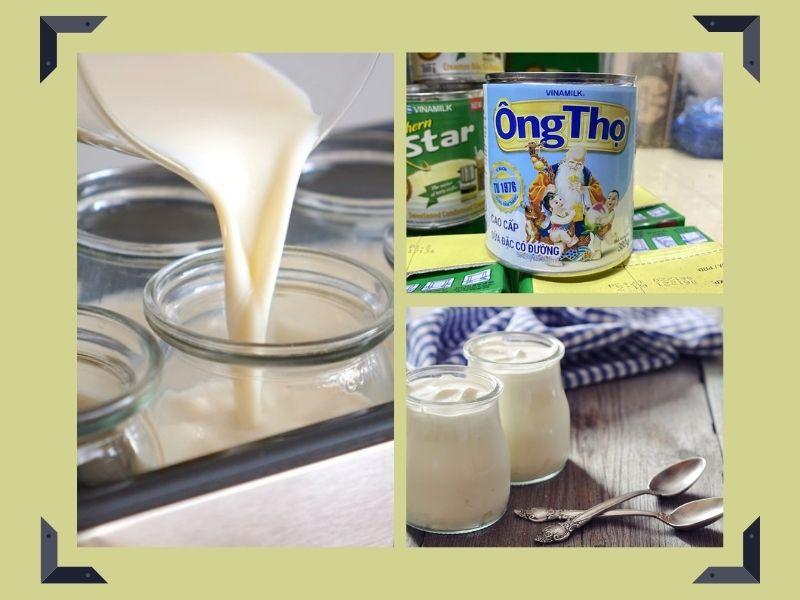3 món tráng miệng thơm ngon với sữa Ông Thọ | Vietmart