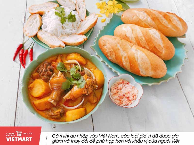Nấu món cà ri gà với bột cà ri thơm ngon béo ngậy cả nhà đều mê - Vietmart - chợ Việt tại Nhật