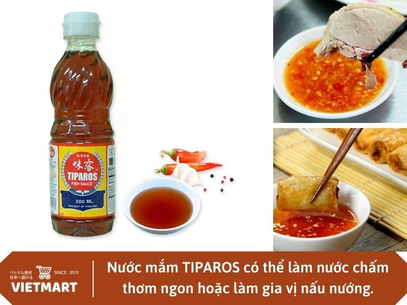 Nước mắm Thái đậm đà - Vietmart - chuyên gia vị Việt Nam tại Nhật Bản