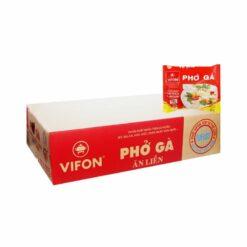 Thùng phở gà Vifon 30 gói giá rẻ tại Nhật Freeship từ ¥9900