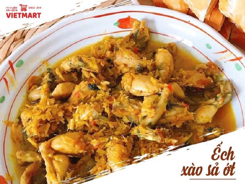 Thịt ếch và cách chế biến - Vietmart - Chợ Việt Nam tại Nhật Bản