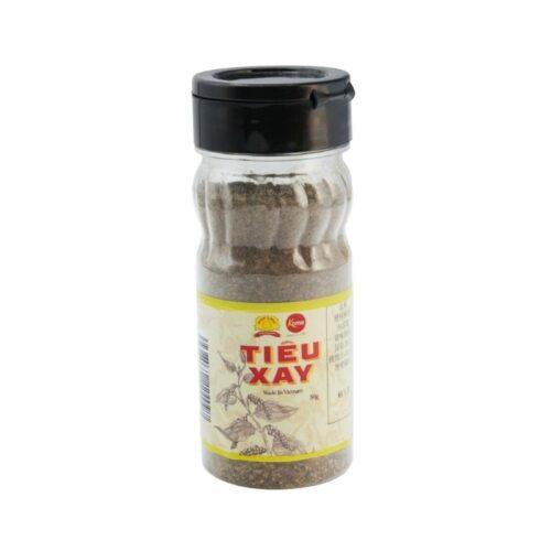 Tiêu xay lọ 50g thơm, tiện lợi|Chợ thực phẩm Việt - Vietmart