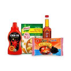 Combo gia vị dùng 3 tháng - Gia vị Việt Nam tại Nhật Bản