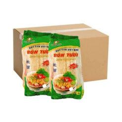 Bún tươi Việt Nhật 500g (thùng 30 gói)
