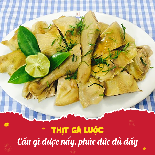 Những món ăn ngày Tết miền bắc gợi nhớ chúng ta kỷ niệm, ý nghĩa gì? - Vietmart - Siêu thị thực phẩm & gia vị Việt Nam tại Nhật Bản