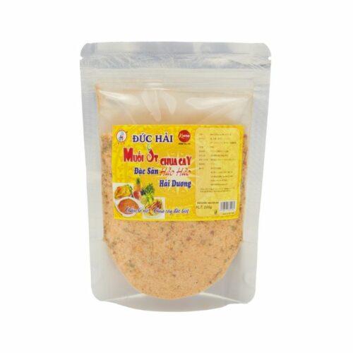 Muối ớt chua cay Đức Hải túi 100g giá tốt tại Nhật|Vietmart