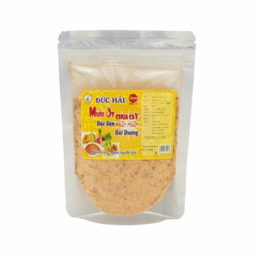 Muối ớt chua cay Đức Hải túi 100g giá tốt tại Nhật Vietmart