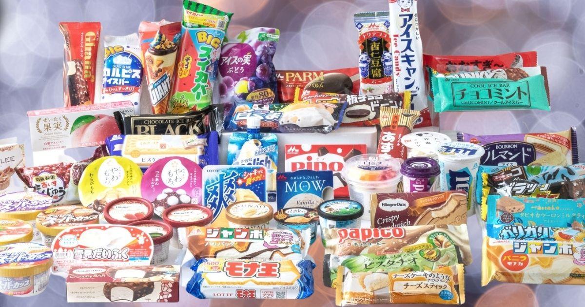 Top 20 các loại kem Ngon Nhất Nhật Bản năm 2021
