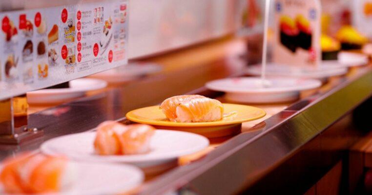 [Phải Biết] 8 nhà hàng Sushi giá rẻ cực phẩm ở Nhật|Vietmart