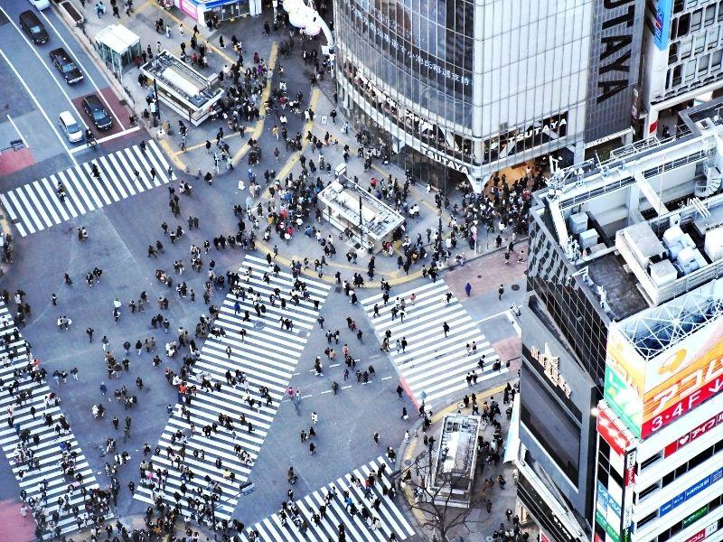 Shibuya Tokyo -địa điểm du lịch ở Tokyo lý tưởng nhất phải đến Vietmart