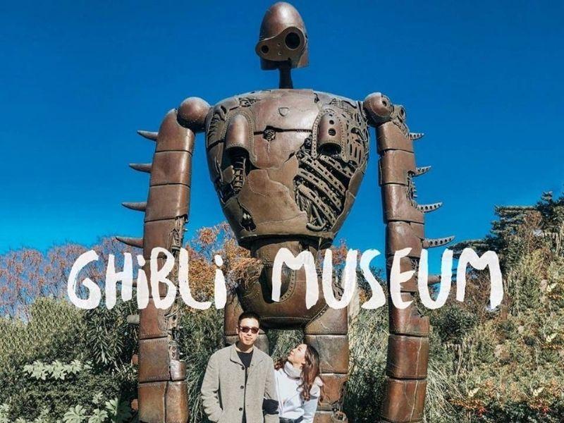 Bảo tàng Ghibli - địa điểm du lịch ở Tokyo lý tưởng nhất phải đến Vietmart