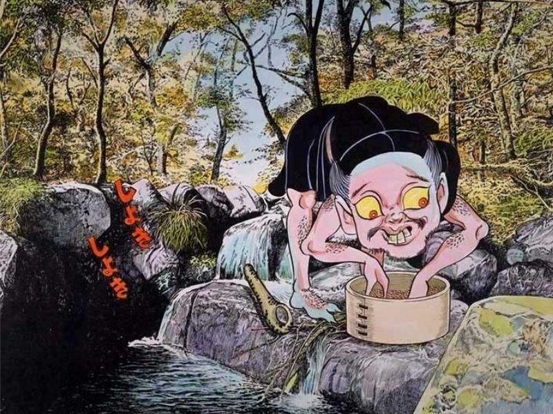 Các loại ma quỷ Nhật Bản - Vietmart