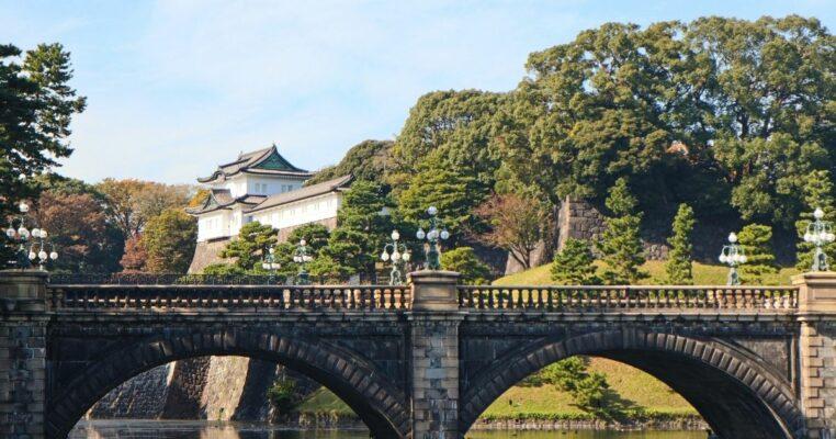 Cung điện hoàng gia Tokyo -địa điểm du lịch ở Tokyo lý tưởng nhất phải đến Vietmart
