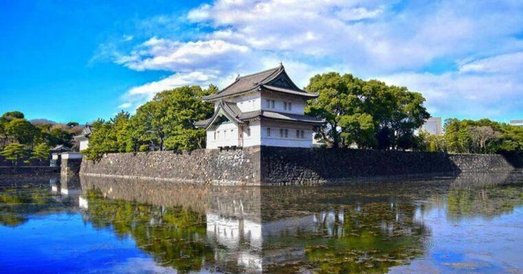 Cung điện hoàng gia Tokyo - địa điểm du lịch ở Tokyo lý tưởng nhất phải đến Vietmart