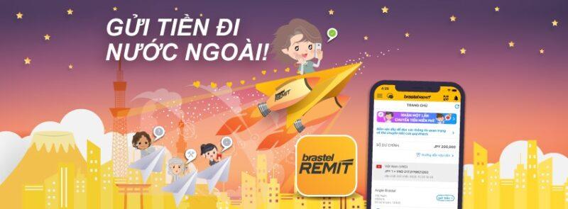 Brastel Remit - Công ty chuyển tiền từ Nhật về Việt Nam