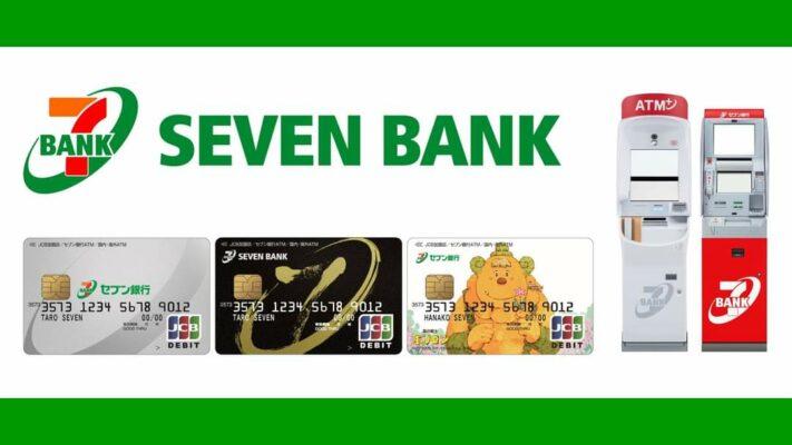 Seven Bank - Công ty chuyển tiền từ Nhật về Việt Nam