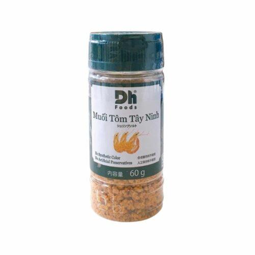 Muối tôm Tây Ninh lọ 60g giá tốt tại Nhật|Thực phẩm Việt