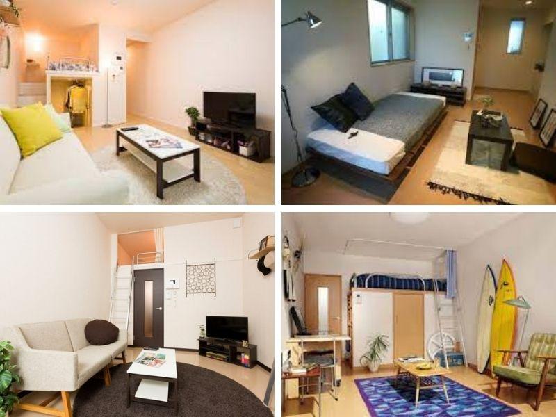 Thuê nhà LeoPalace21 ở Nhật|Lý do nào mà tiền đầu vào rẻ?