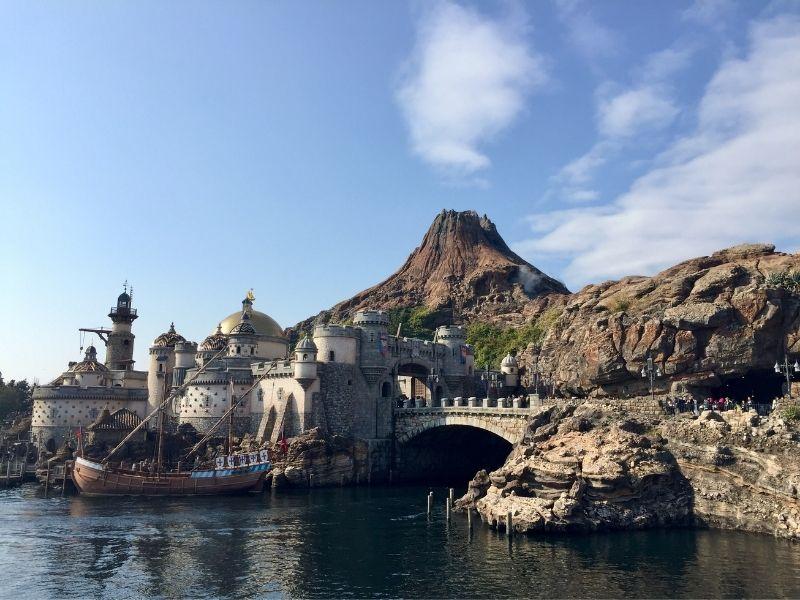 Tokyo DisneySea- địa điểm du lịch ở Tokyo lý tưởng nhất phải đến Vietmart
