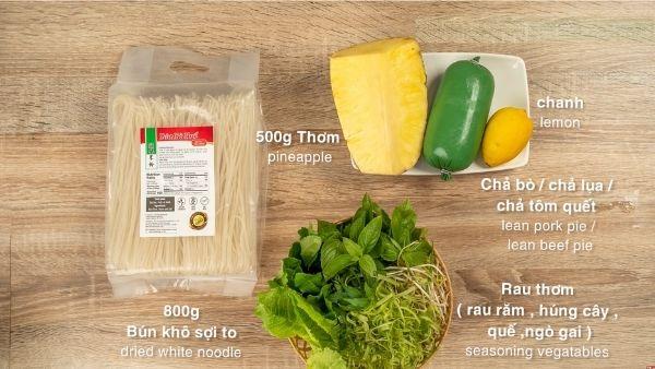 Cách nấu bún bò Huế ngon cực đỉnh Nấu ăn tại Nhật
