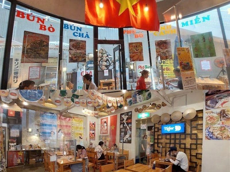 Nhà hàng Bia Hơi - Quán ăn Việt Nam Osaka