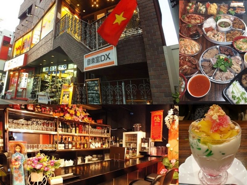 Việt bar ăn đi - Quán ăn Việt Nam Fukuoka